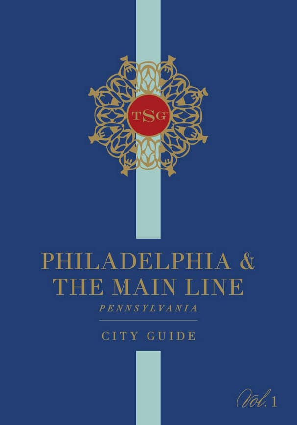The Scout Guide Philadelphia & The Main Line Vol. 1