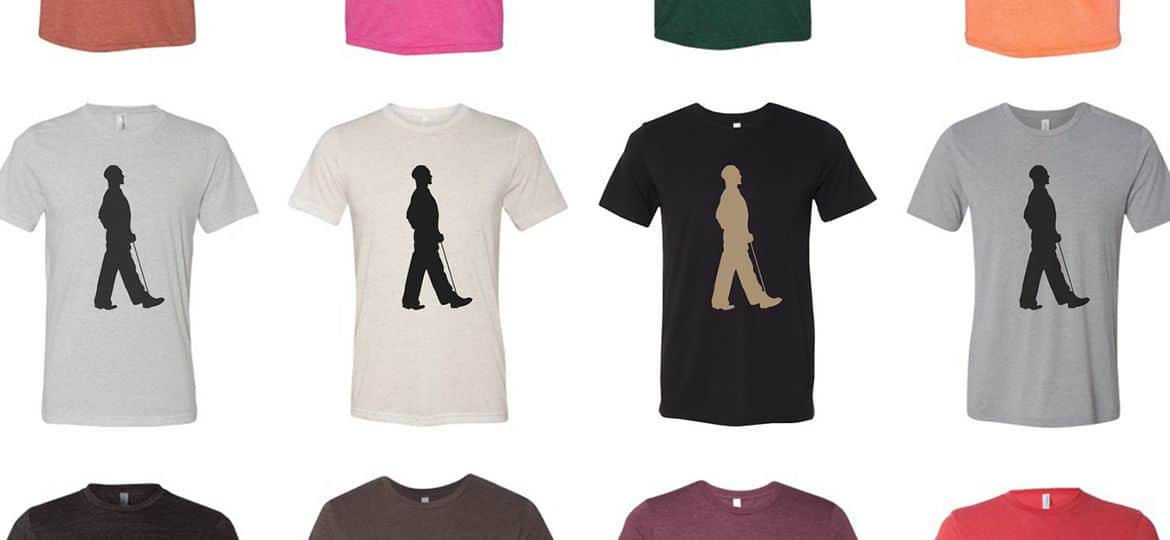 Philly Bloke T-Shirt Colors