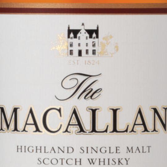 Macallan Scotch Tasting – January 30th